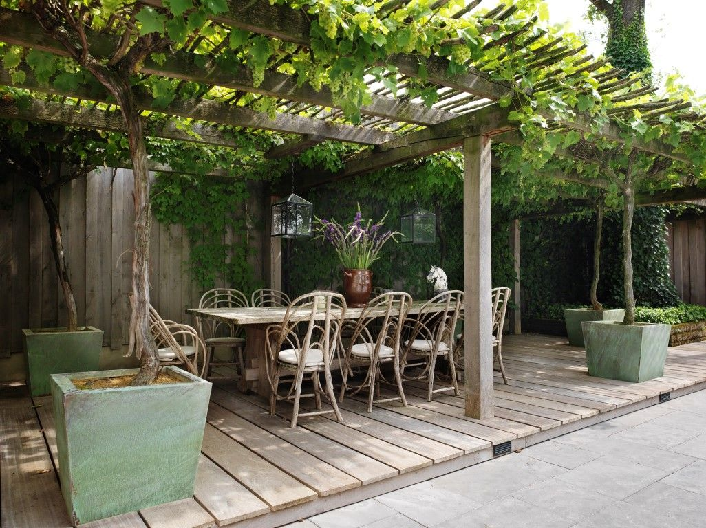 Overkapping Kleine Tuin : Afbeeldingsresultaat voor overkapping voor kleine tuin tuin