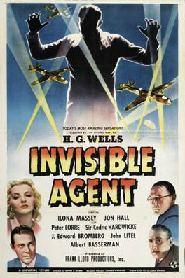 Watch Invisible Agent Full-Movie Streaming
