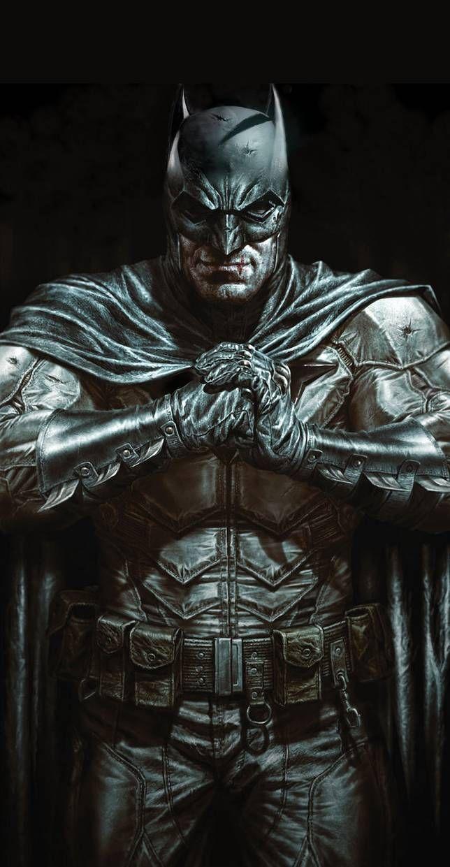 Batman Lee Bermejo edited by BatmanMoumen on DeviantArt