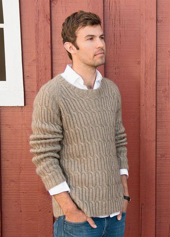 Pullover-Sweaters Uomo Essentials Maglione Girocollo