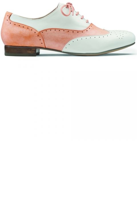 Clarks Ennis Willow Light Tan Leather, £70