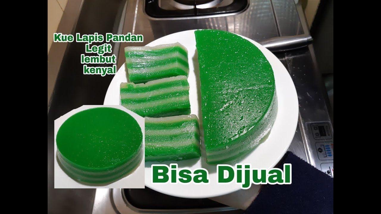resep mudah kue lapis legit pandan tapioka  membuat kue lapis tapioka youtube kue Resepi Kek Pandan Tradisional Enak dan Mudah
