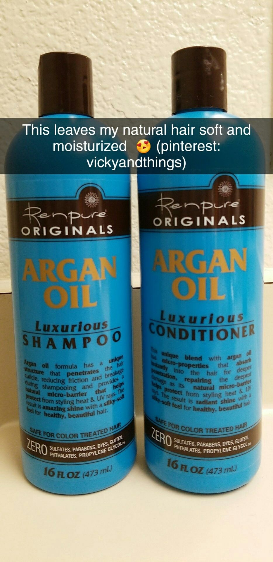 This hair care business has become my favorite to take care of my