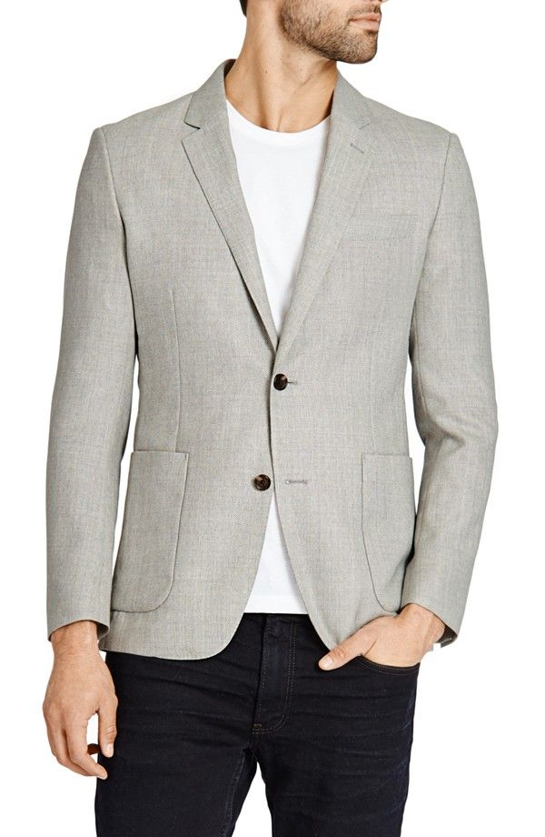 Best Mens Blazers for Spring 2016 - Top Slim Fit Sports Coat ...