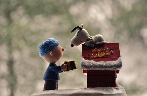 Você Desperta O Melhor De Mim: Natal Snoopy, Natal