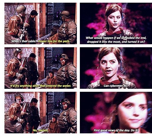 Image result for clara oswald quotes