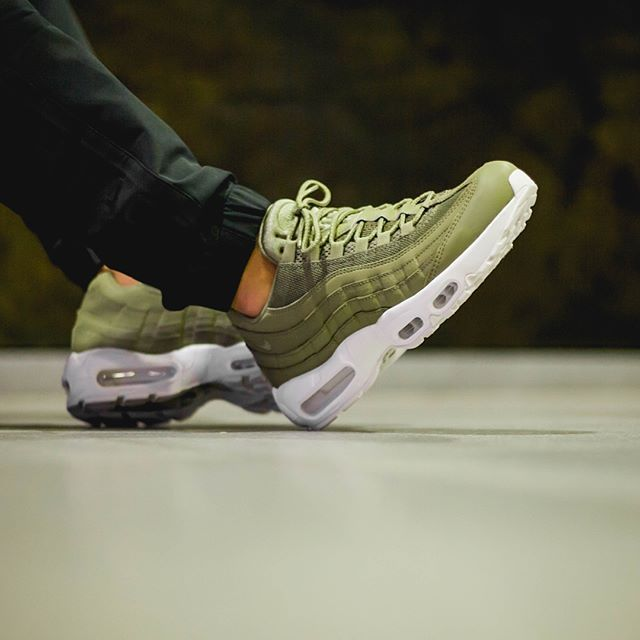 The @nikesportswear Air Max 95 Essential features the best a 95 ...