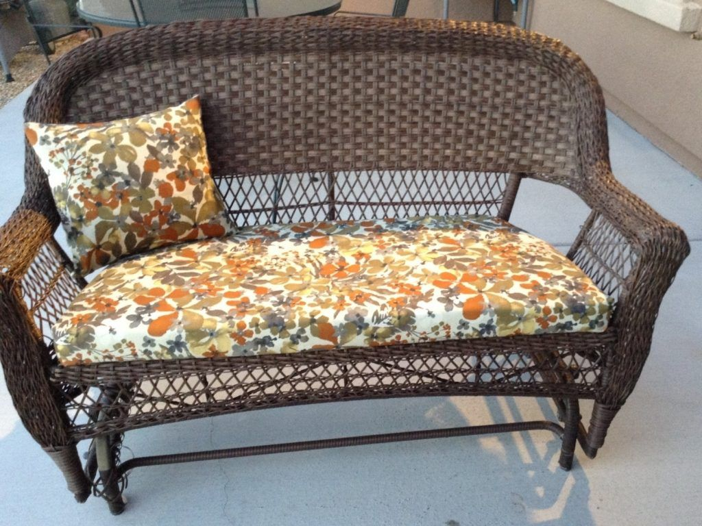 Furniture Excellent Patio Chair Cushions Pottery Barn Also Wicker