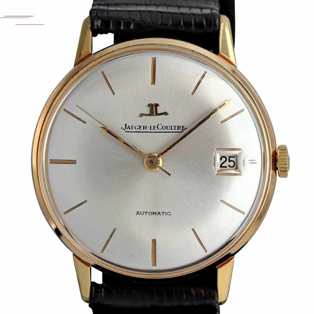 Jaeger Lecoultre Automatic Dress Watch 1960 Men S Vintage Watch Vintagewatches