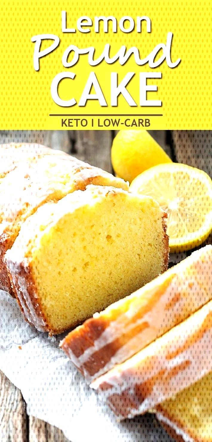 Keto Lemon Pound Cake Keto Lemon Pound Cake is actually really easy to throw together. With just si