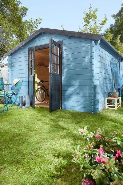 Les 10 abris de jardin qu\'on aime   deco exterieur   Pinterest