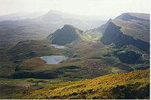 Blar a'Bhuailte, site of the Vikings last stand in Skye