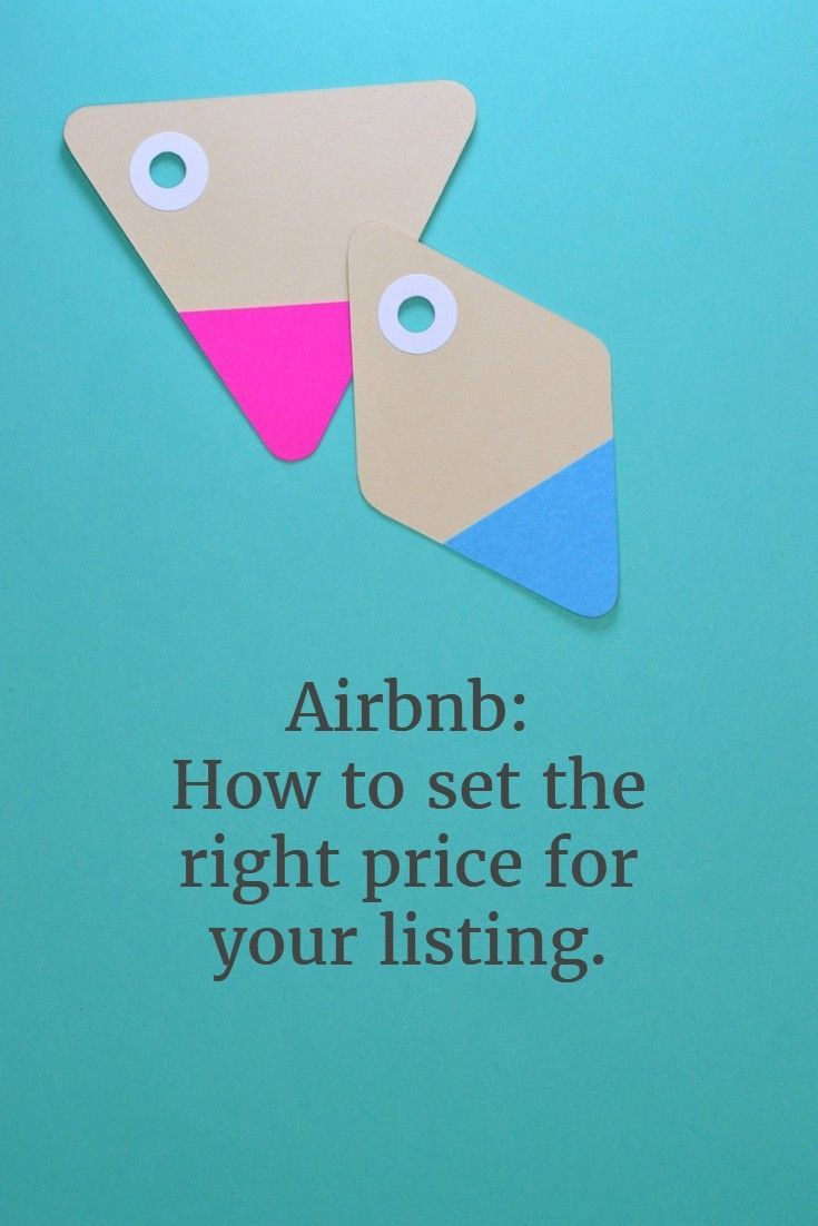 How to price your airbnb right once you have setup your space for