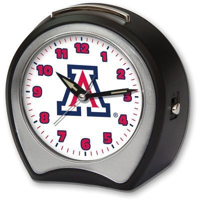 Cottage Garden Collegiate Alarm Table Clock NCAA Team:
