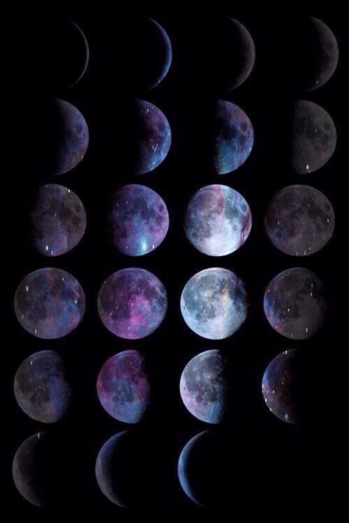 Pin By Blanca Mejia On Wallpapers Moon Wallpaper Moon Witch