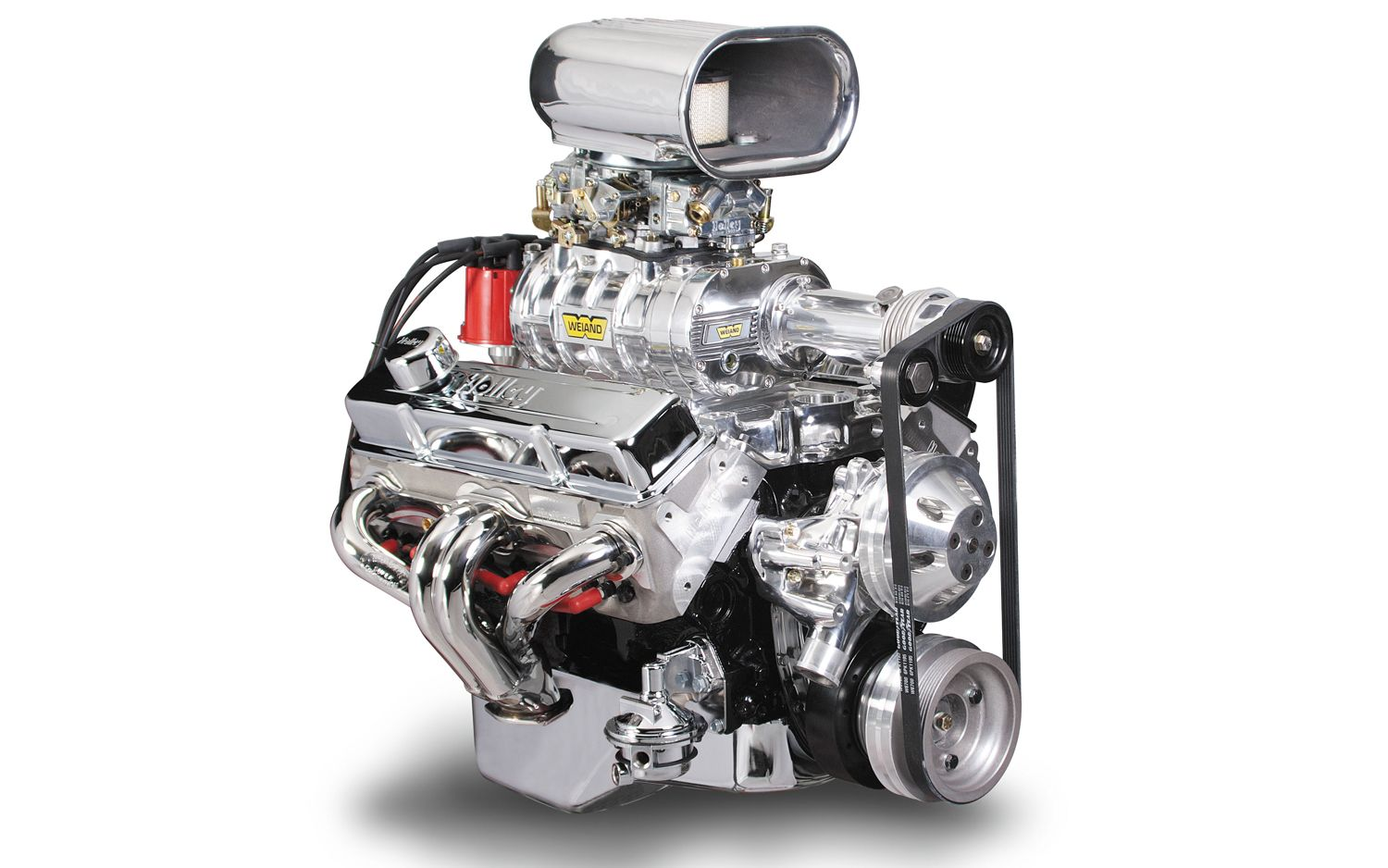 All Chevy 350 chevy engines : Holley Modified Small-Block Chevy V8 #SouthwestEngines   Engines ...