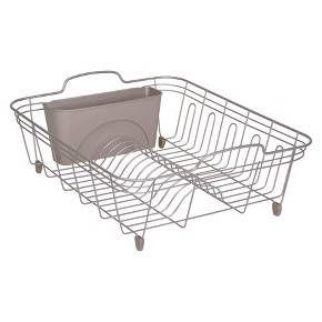 Target Dish Drying Rack Steel Dish Drying Rack  Threshold™  Target  Camping  Pinterest