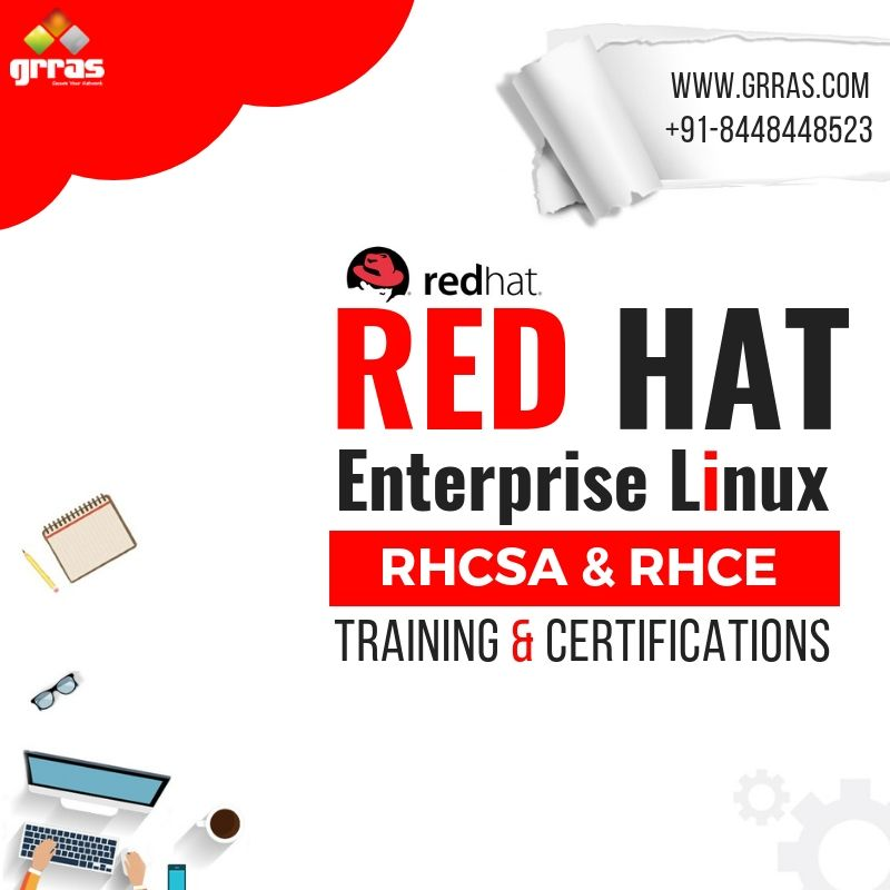 Grras Solutions Pvt Ltd Is Going To Organize Red Hat Enterprise Linux Rhcsa Rhce Training And Certifications P Red Hat Enterprise Linux Red Hats Indore