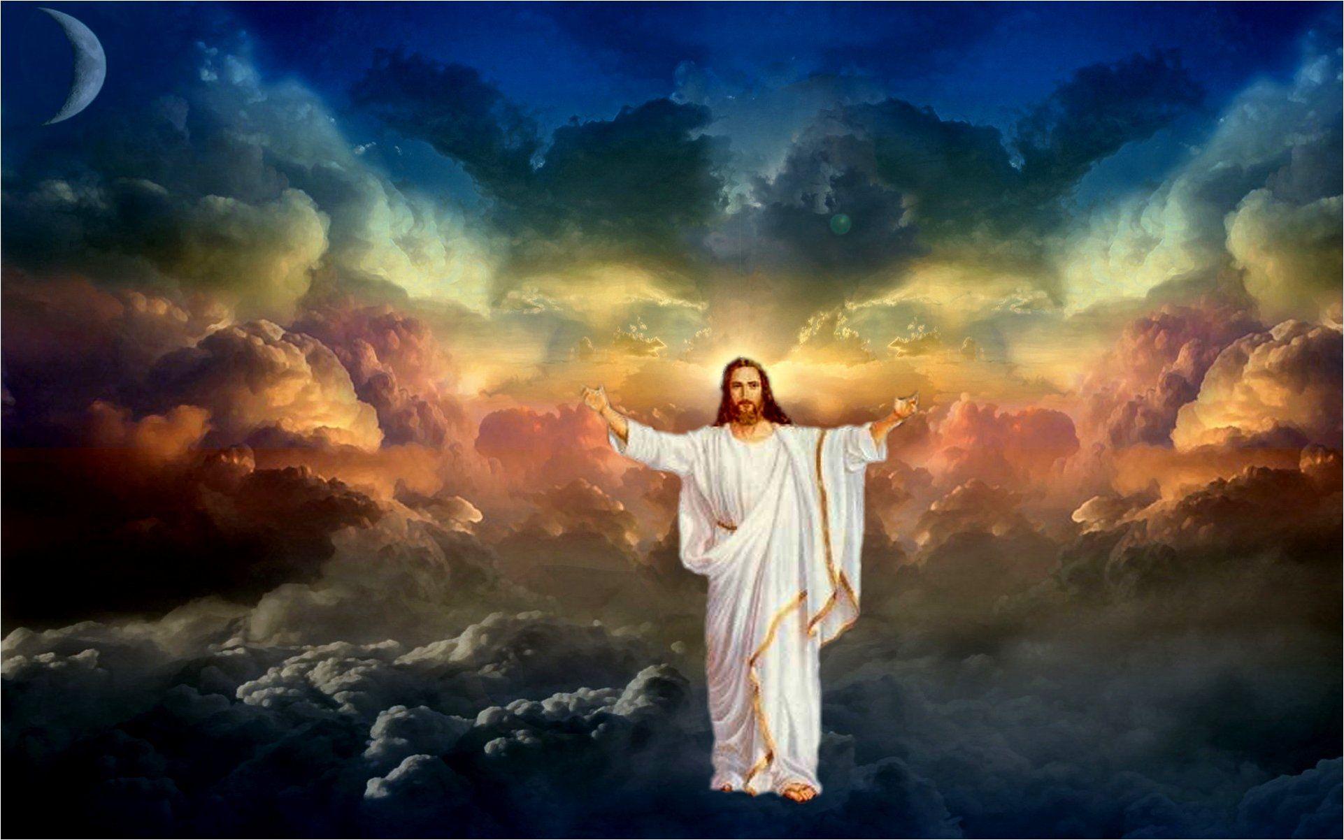 Pictures Heaven Jesus | Ascension Heaven Jesus Gospel ...