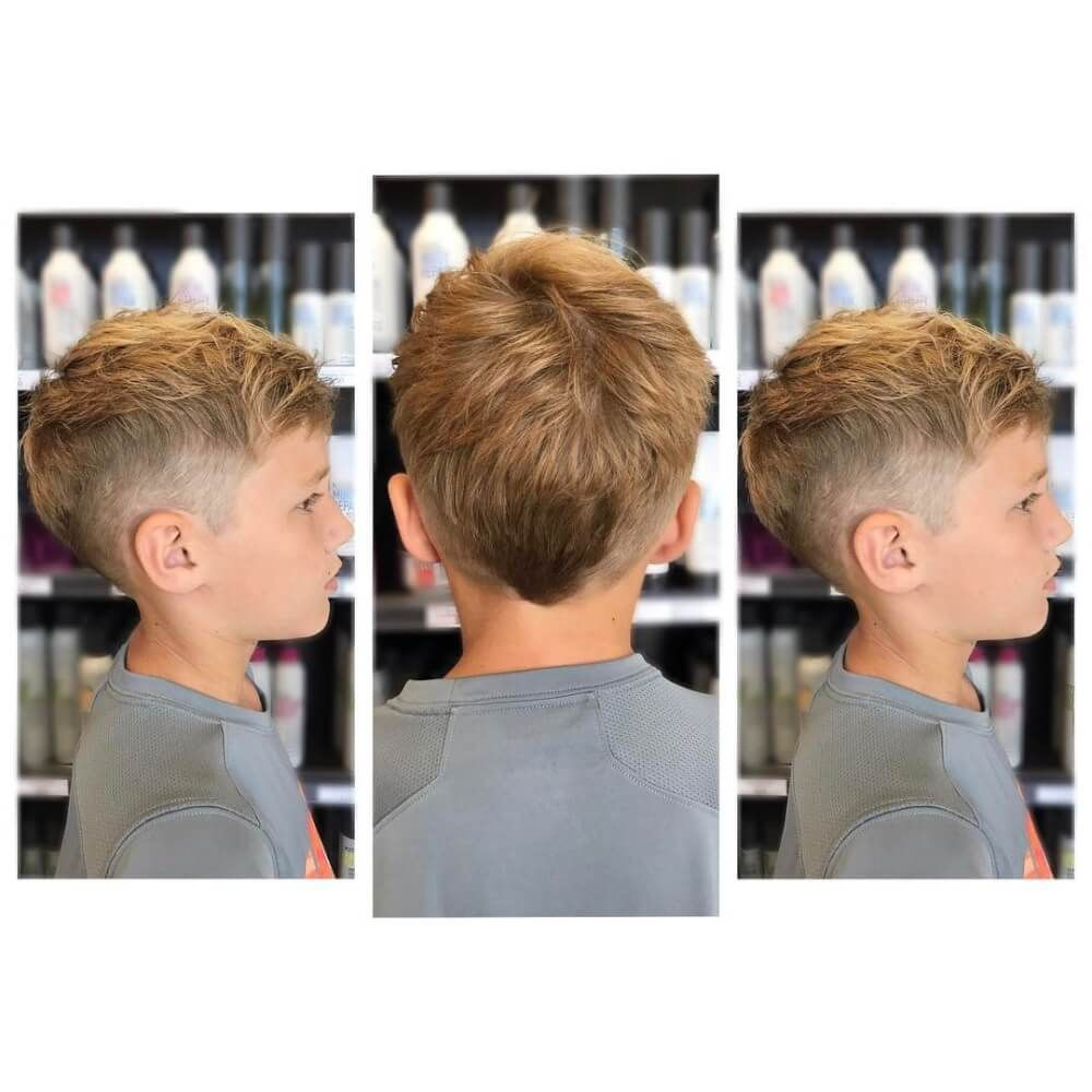 28 Coolest Boys Haircuts For School In 2019 28 Coolest Boys Haircuts for School in 2019 Hair Style Image hair style images for boys