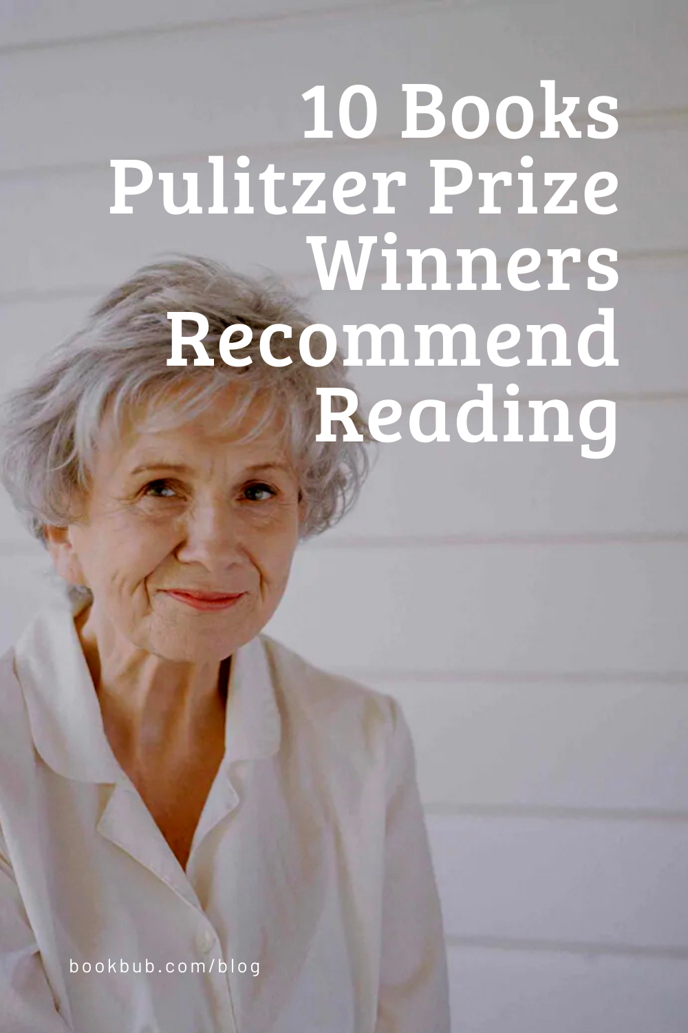 10 books to read in your 20s, according to Pulitzer Prize–winning writers.  #books #pulitzer #booksworthreading