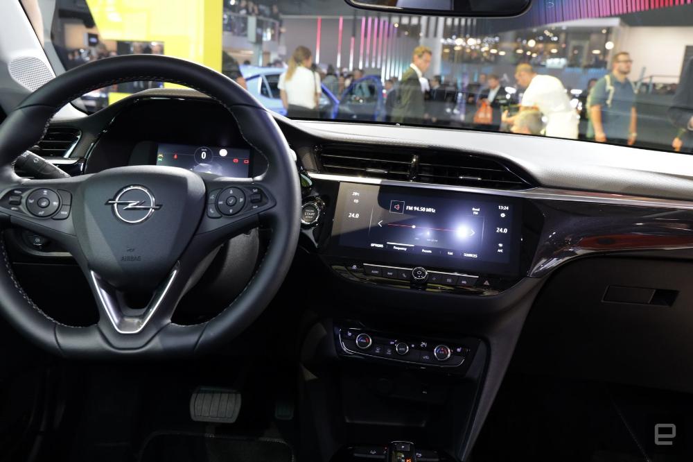 Opel S Corsa E Is An Alternative To Vw S Id 3 Ev V 2020 G