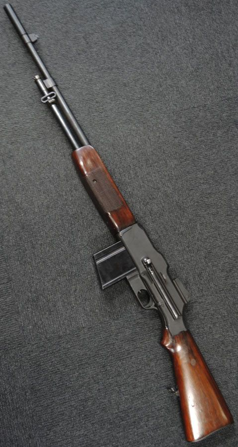 BAR, another product of the incredible mind of John Browning