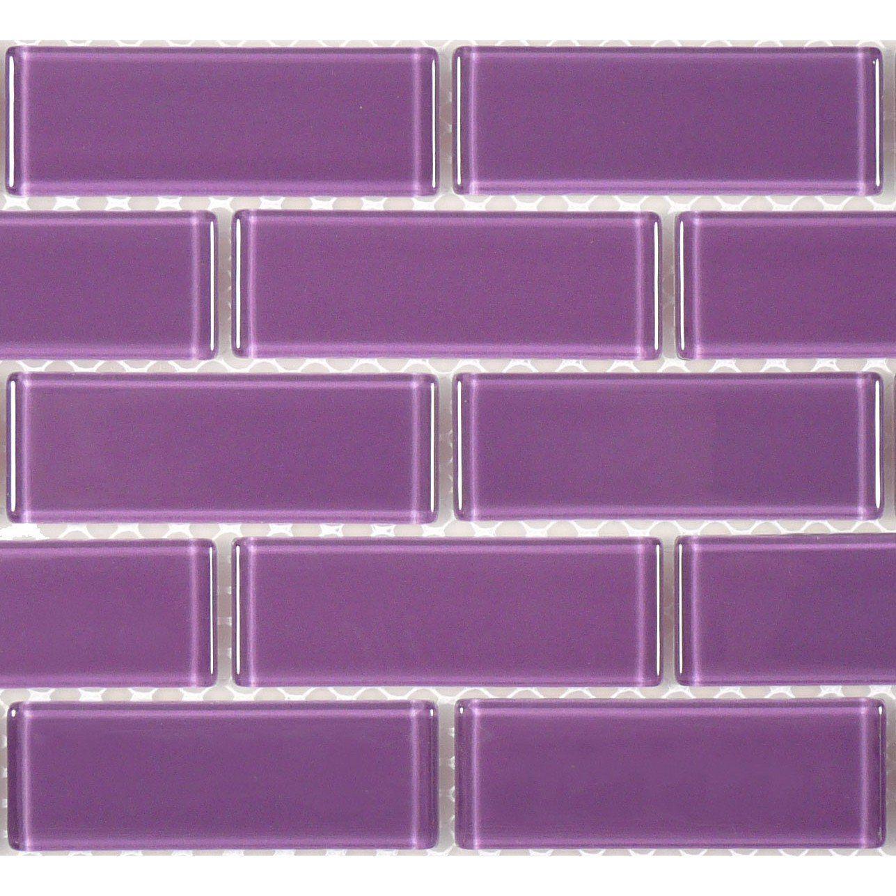 """Sheet Size: 12"""" X 12"""". Tile Size: 1"""" X 3"""" Tiles Per Sheet"""