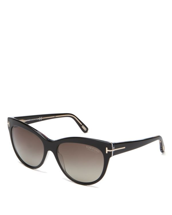 1ec0eac716321 Tom Ford Lily Polarized Sunglasses