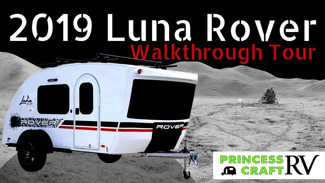 2019 Luna Rover By Intech Rv Walkthrough By Princess Craft Rv