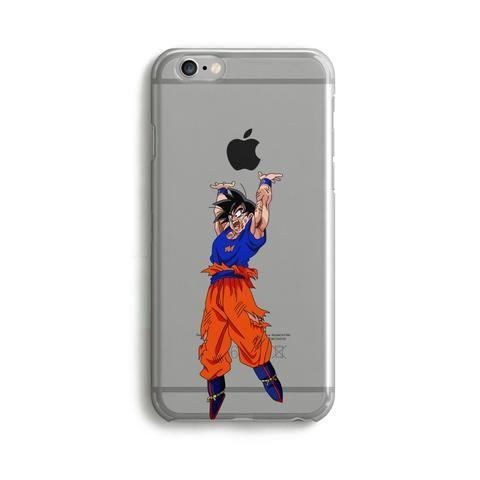 carcasa iphone 6 goku