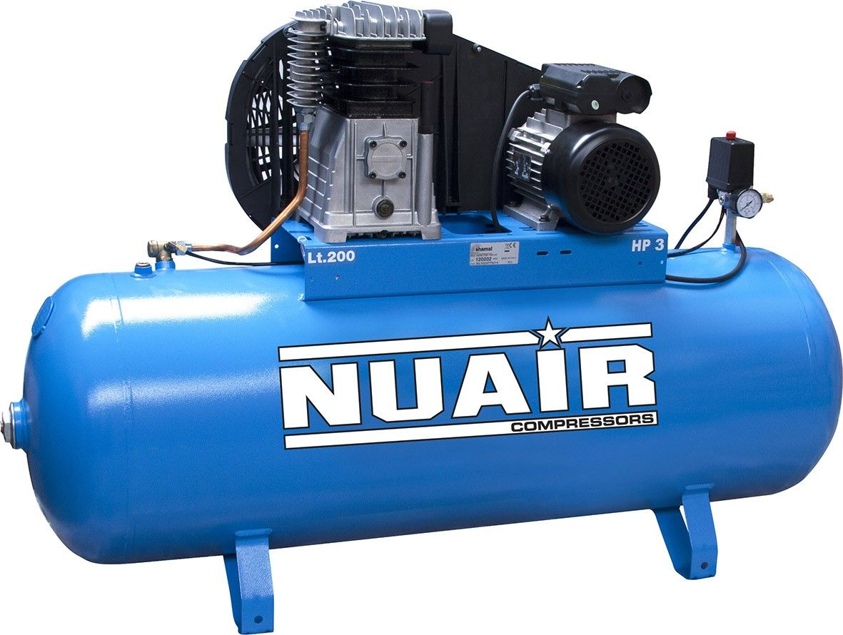 We Have Air Compressors Made In The USA