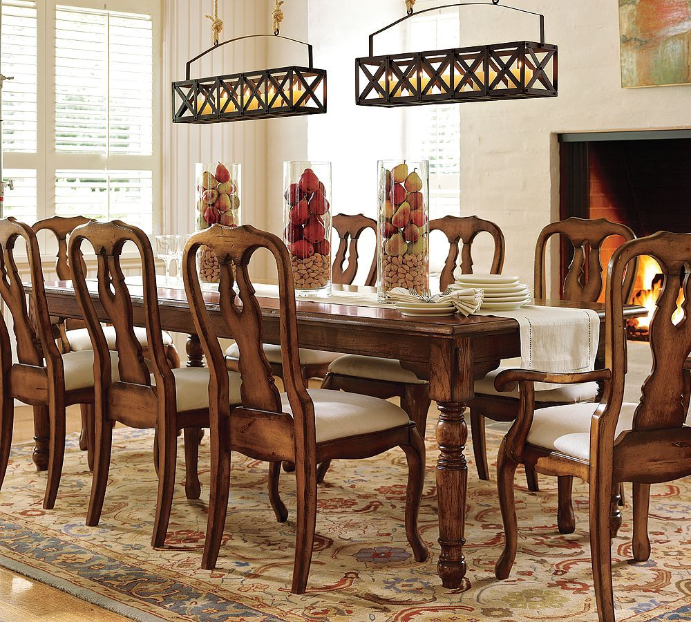 Pottery Barn Dining Room Flip Flops Pearls Changing It Up Pottery Barn Dining Room Pottery Barn Dining Room