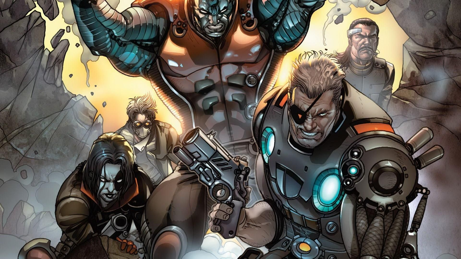 cable the xforce comic wallpapers | hd wallpapers | pinterest