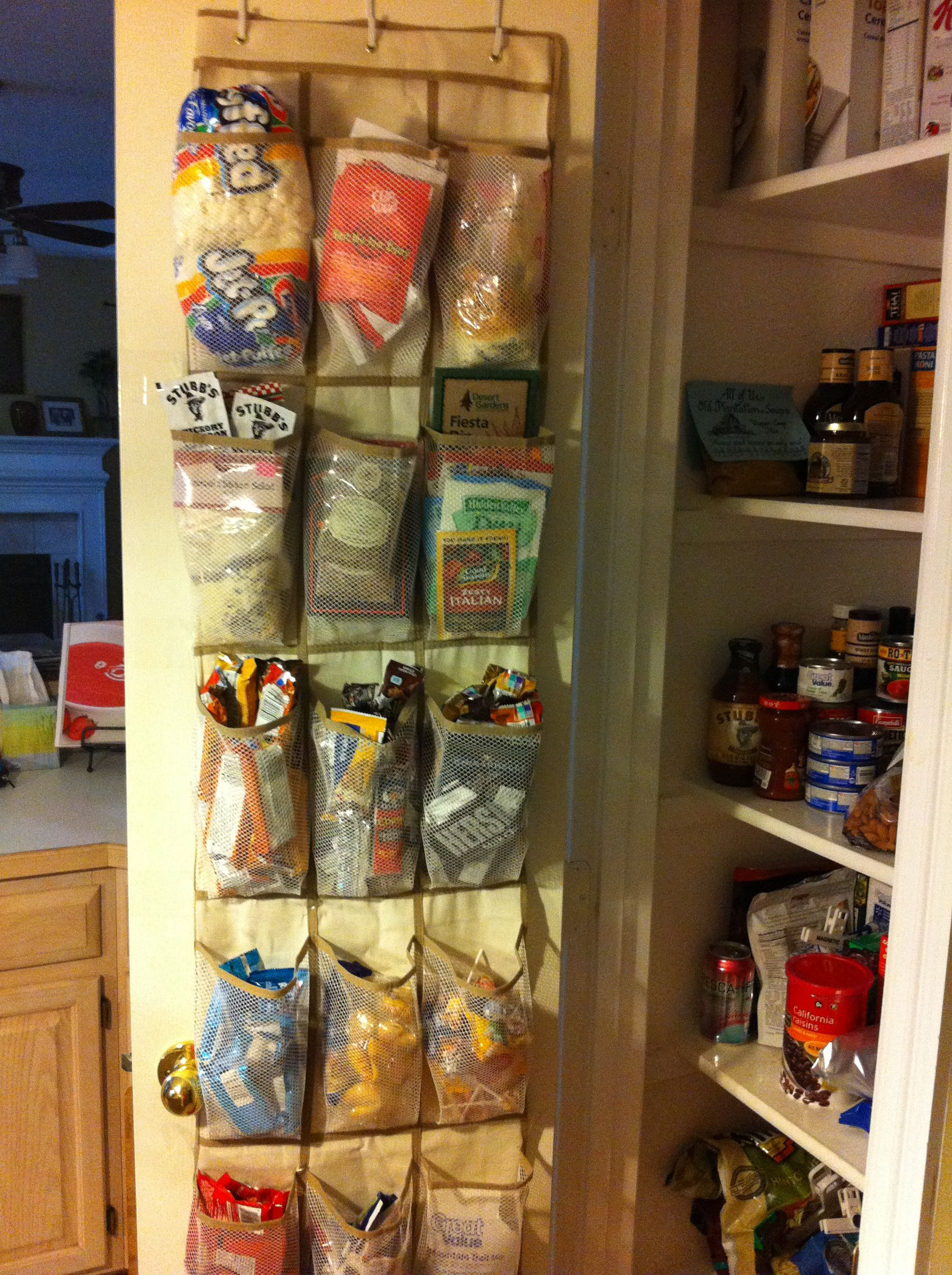 my snack pantry organizer will s snacks are low for him on brilliant kitchen cabinet organization and tips ideas more space discover things quicker id=72951