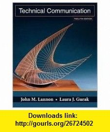 Technical communication 12th twelve edition text only john m technical communication 12th twelve edition text only john m lannon fandeluxe Image collections