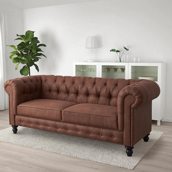 Gullered 2 Seat Sofa Jarstad Antique Effect Trong 2020