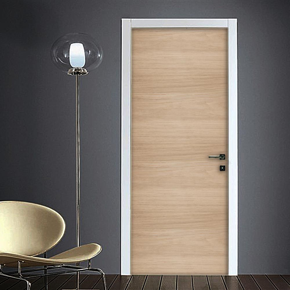 Come Rivestire Le Porte rivestimento adesivo - effetto legno (con immagini)   porte
