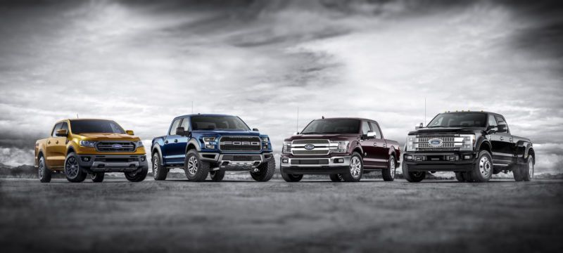 Say Goodbye To Nearly All Of Ford S Entire Car Lineup Sales End By 2020 Ford F Series Ford Trucks Super Duty Trucks