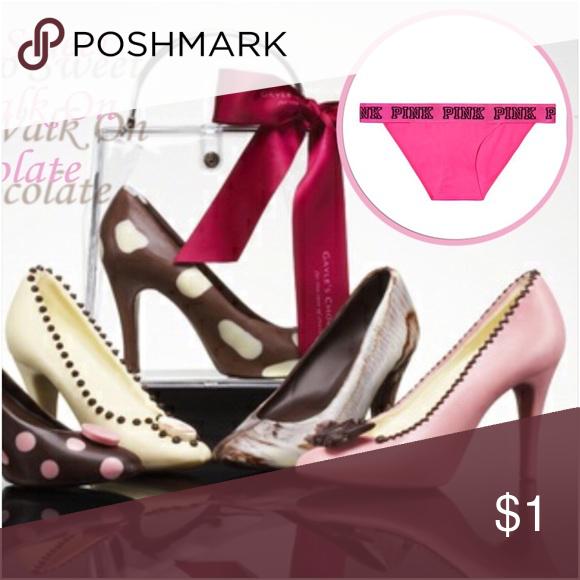 ac679a4bab I Feel Like A Woman👠 Pink on Fleek Shine in color  Eye-It.Buy-It✌🏾 PINK  Victorias Secret Intimates Sleepwear Panties