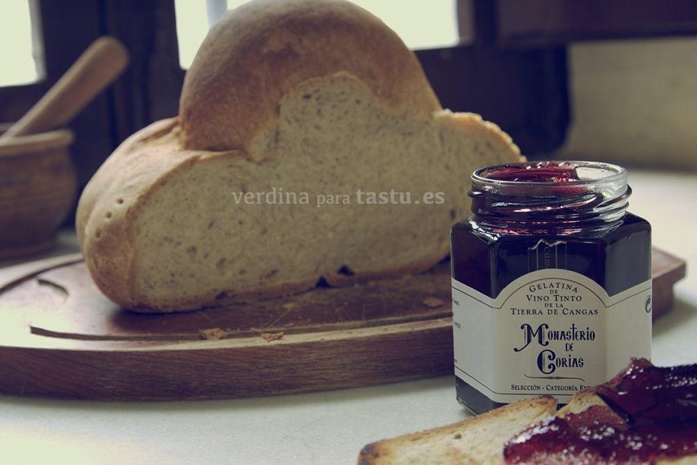 Fotografía de producto para tastu.es   nos encantó la gelatina de vino tinto de Monasterio de Corias.