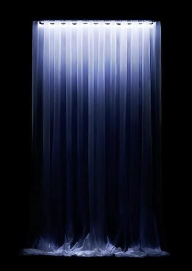 Waterfall Led Curtain Turns Night To Day Led Curtain Lights Led