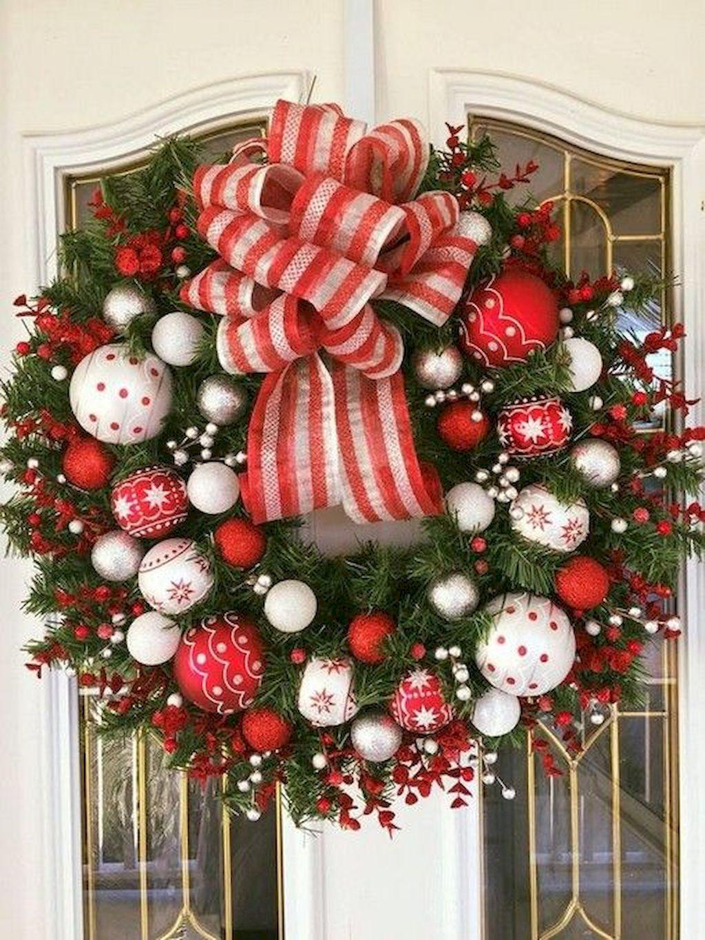 40 Last Minutes Diy Christmas Wreaths Ideas Christmas Wreaths Diy Christmas Wreaths Christmas Decorations Wreaths