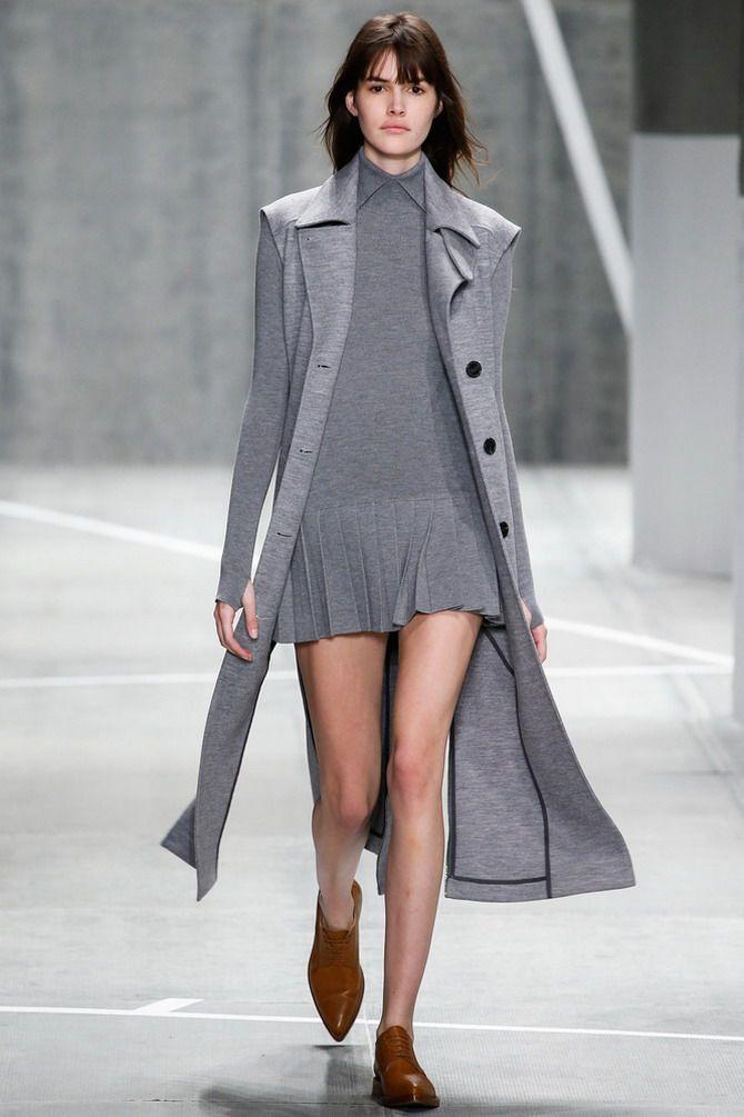 Неделя моды в Нью-Йорке  Lacoste осень-зима 2015-2016   идеи   Pinterest 644db50d5f3