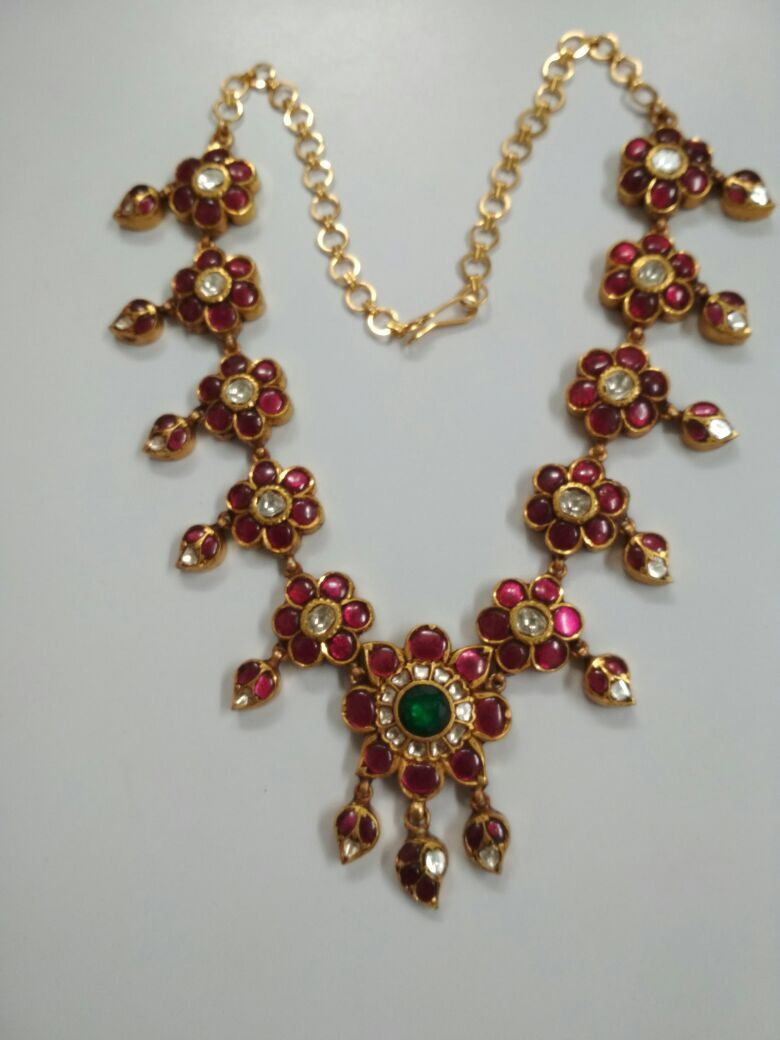 Pin by sushma allaboina on jewelry pinterest jewel indian