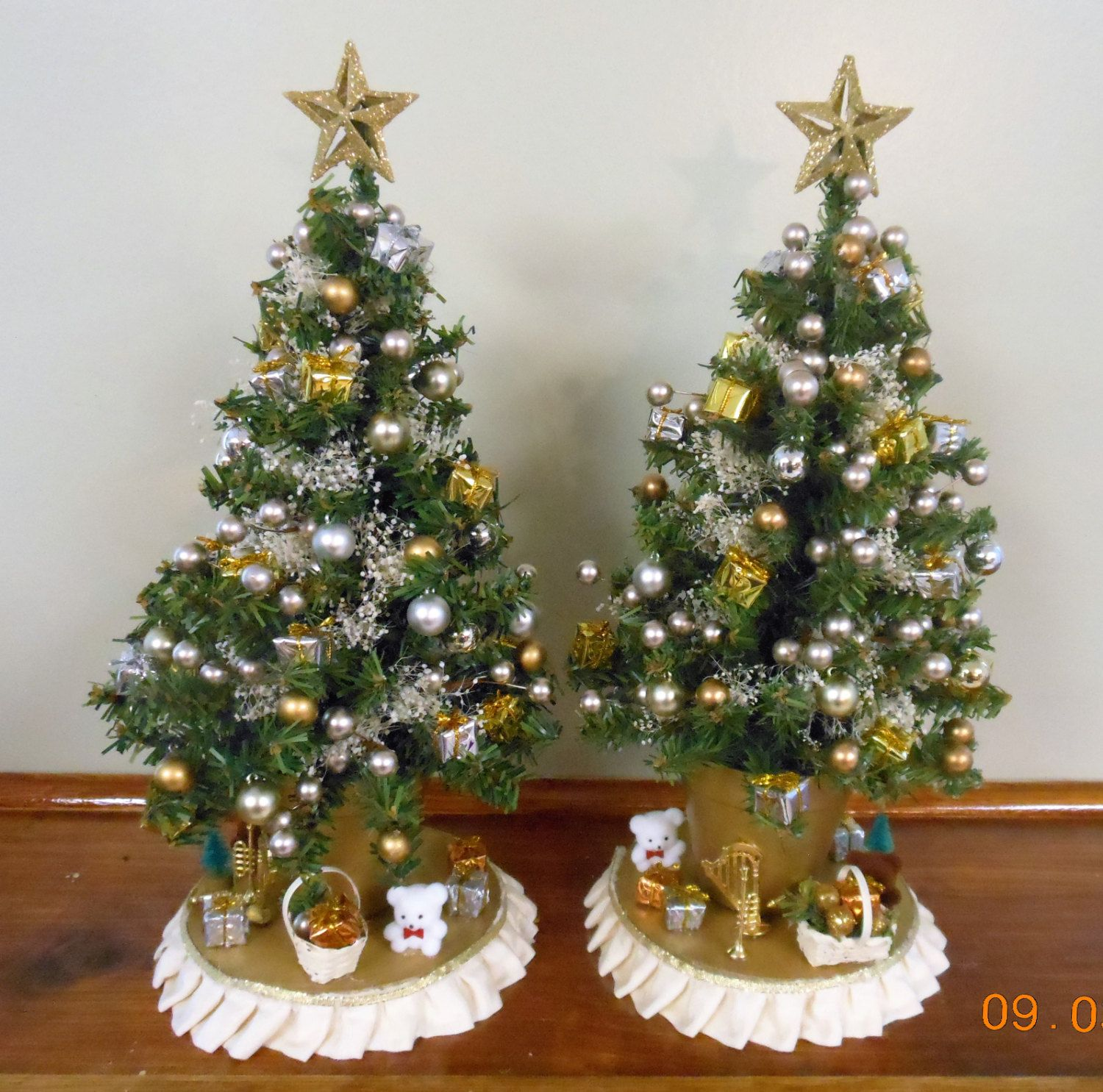 Christmas Tree Decoration Tabletop Tree Small Christmas Tree Mini ...