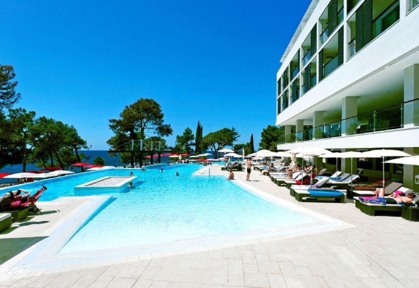 Laguna Parentium, Porec, Istria, Croatia Porec kroatien