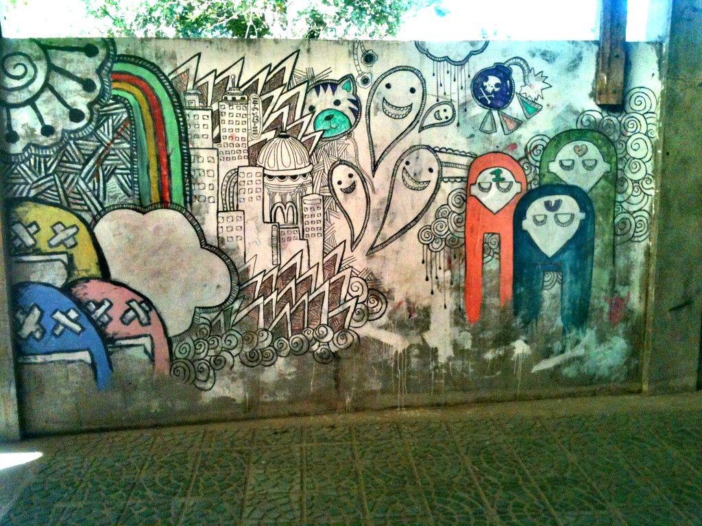 My Wall Doodle Art Art Doodles Doodle Wall
