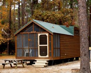 16 Cabins At Powell Park Marina And Campground Lake Sam Rayburn Vacation Rental Camping Resort Campground Vacation