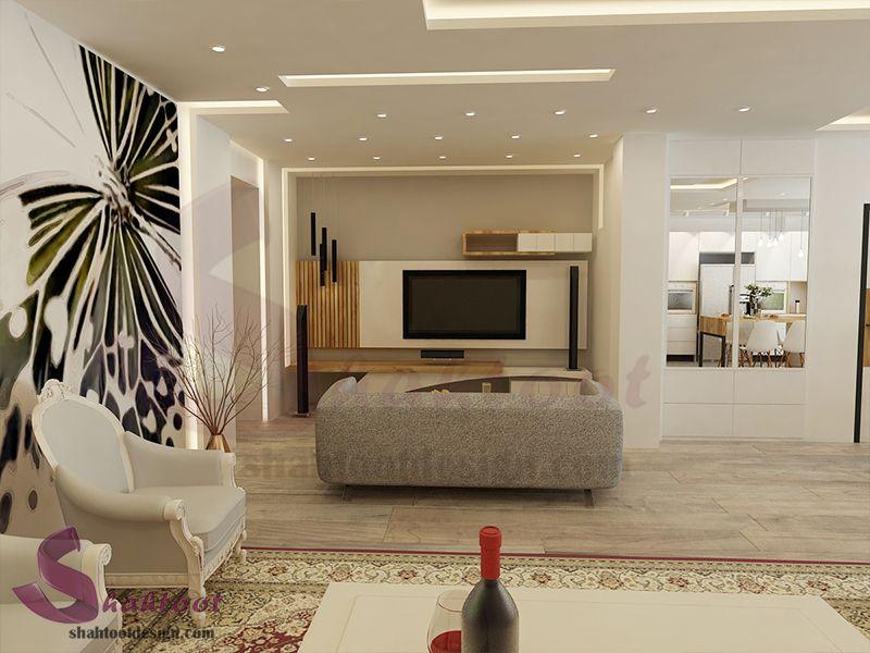 بازسازی و طراحی دکوراسیون منزل واقع در امیر آباد Bean Bag Chair Home Home Decor